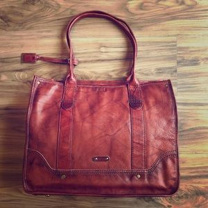 Frye Shoulder Tote Handbag